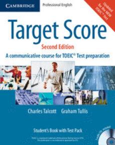Ebook para descargar ipad TARGET SCORE ST/CD&TEST BKLET ST/CD