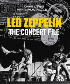 led zeppelin: the concert file (ebook)-dave lewis-simon pallett-9780857125743