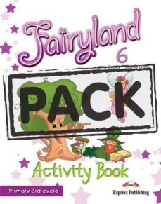 Lofficielhommes.es Fairyland 6 Activity Pack Primary 3rd Cycle With Image