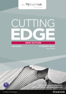 Descargar libro isbn CUTTING EDGE NEW EDITION ADVANCED STUDENT BOOK/DVD & MEL PACK ADULTOS