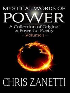 MYSTICAL WORDS OF POWER EBOOK   CHRIS ZANETTI   Descargar libro PDF o EPUB  9781633230743
