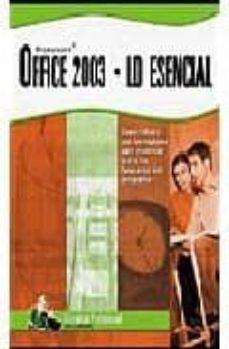 microsoft office 2003: lo esencial-9782746024243