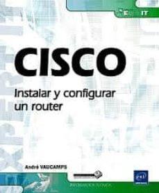 Curiouscongress.es Cisco: Instalar Y Configurar Su Router Image