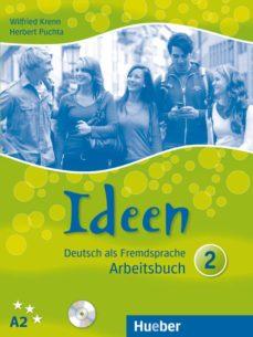 Descarga de libros electronicos IDEEN 2 ARBEITSBUCH (LIBRO EJERCICIOS + CD)