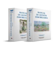 manual de gestion inmobiliaria (2 vol.)-9788415150343