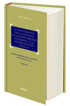 Emprende2020.es El Procedimiento Para La Exigencia De La Responsabilidad Patrimon Ial A Las Administraciones Públicas (5.ª Edición) Image