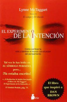 el experimento de la intencion-lynne mctaggart-9788416233243