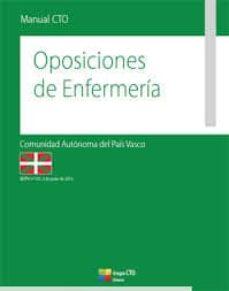 Debatecd.mx Manual Cto De Oposiciones De Enfermería - País Vasco - Tomo Ii Image
