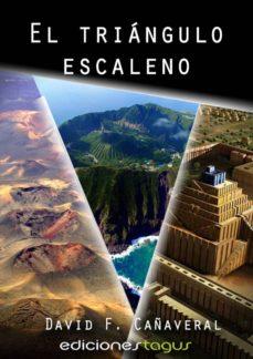 el triángulo escaleno (ebook)-david f. cañaveral-9788416508143