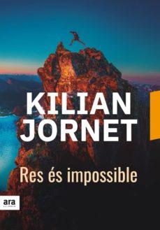 res és impossible-kilian jornet-9788416915743