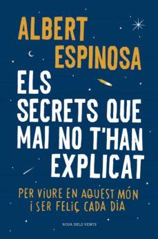 els secrets que mai no t'han explicat (ebook)-albert espinosa-9788416930043