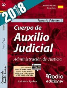 Costosdelaimpunidad.mx Cuerpo De Auxilio Judicial De La Administración De Justicia. Volu Men 1. 2018 Image