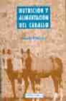 nutricion y alimentacion del caballo-david frape-9788420007243