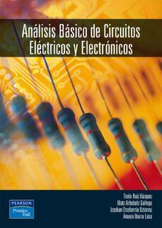 analisis basico de circuitos electricos y electronicos-9788420540443