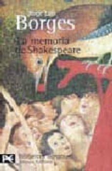Concursopiedraspreciosas.es La Memoria De Shakespeare Image
