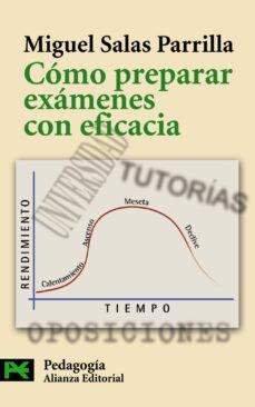 como preparar examenes con eficacia-miguel salas parrilla-9788420661643