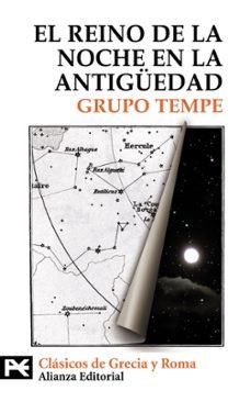 el reino de la noche en la antigüedad-9788420662343