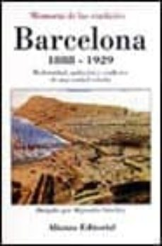 Mrnice.mx Barcelona, 1888-1929 (2ª Ed.) Image