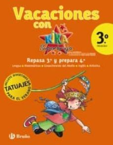 Ironbikepuglia.it Vacaciones Kika 3º Primaria (Kika Superbruja) Image