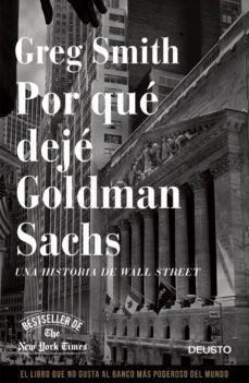 por qué dejé goldman sachs (ebook)-greg smith-9788423416943