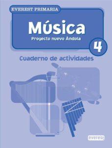 Inmaswan.es Musica 4º Primaria Cuadernos De Actividades Image