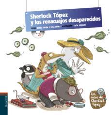 Costosdelaimpunidad.mx Sherlock Topez Y Los Renacuajos Desaparecidos (Los Casos De Sherl Ock Topez) Image