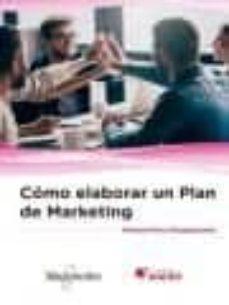 como elaborar un plan de marketing-9788426724243