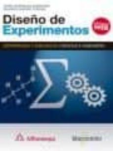 Libros clásicos gratis DISEÑO DE EXPERIMENTOS: ESTRATEGIAS Y ANALISIS EN CIENCIAS E INGENIERIAS