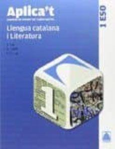 Chapultepecuno.mx Aplicat Quadern Llengua Catalana1º Eso Suport Llibre Dig Catala Image