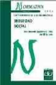 Geekmag.es Texto Refundido De La Ley General De La Seguridad Social: Normati Va 2004 (7ª Ed.) Image