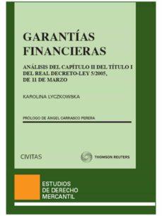 garantias financieras-karolina lyczkowska-9788447042043