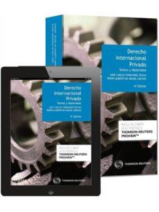 Eldeportedealbacete.es Derecho Internacional Privado: Textos Y Materiales (4ª Ed.) Image
