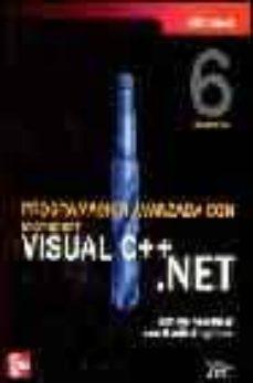 Titantitan.mx Programacion Avanzada En Microsoft Visual C++.net (Incluye Cd-rom ) Image