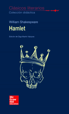 clásicos literarios - hamlet-william shakespeare-9788448614843