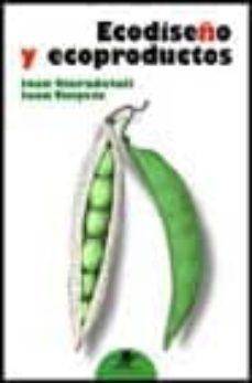 ecodiseño y ecoproductos-joan rieradevall-joan vinyets-9788449700743