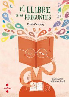el llibre de les preguntes-flavia company-9788466141543
