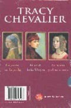 Upgrade6a.es Pack Tracy Chevalier (Contiene: La Joven De La Perla; La Dama Y E L Unicornio Y El Azul De La Virgen) Image