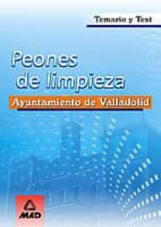 Encuentroelemadrid.es Peones Del Ayuntamiento De Valladolid: Temario Y Test Image