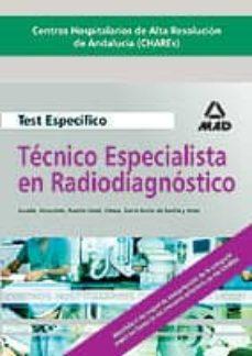 Valentifaineros20015.es Test De Tecnico Especialista En Radiodiagnostico. Centros Hospita Larios De Alta Resolucion De Andalucia (Chares) Image