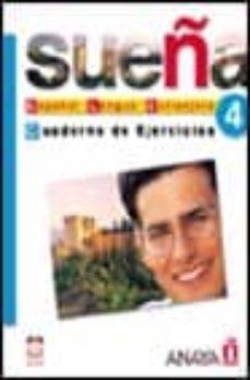 Chapultepecuno.mx Sueña 4, Nivel Superior. Cuaderno De Ejercicios Image