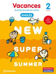 Chapultepecuno.mx New Super Summer 2 Sb+cd Catalan Image