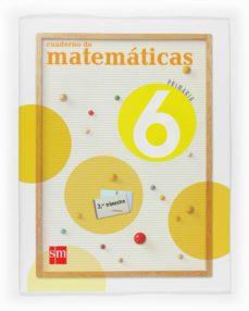 Encuentroelemadrid.es Cuaderno Matematicas 3º Trimestre 6º Primaria (2009) Image