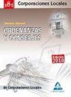 Eldeportedealbacete.es Ordenanzas Y Conserjes De Corporaciones Locales. Temario General Image