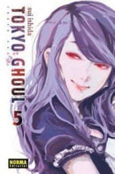 tokyo ghoul 5-sui ishida-9788467919943