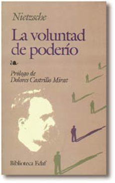 la voluntad de poder (2ª ed.)-friedrich nietzsche-9788471666543