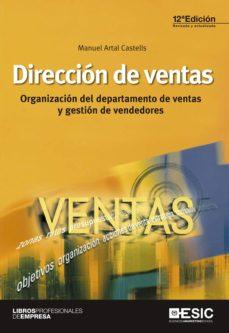 Permacultivo.es Direccion De Ventas (12ª Ed.): Organizacion Del Departamento De V Entas Y Gestion De Vendedores Image