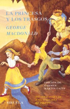 la princesa y los trasgos-george macdonald-9788478447343