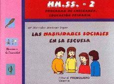 Trailab.it Las Habilidades Sociales En La Escuela, Nº 2: Educacion Primaria. Programa De Enseñanza Image
