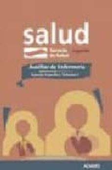 Srazceskychbohemu.cz Auxiliar Enfermeria Servicio Aragones De Salud. Temario Especific O (Vol. I) Image