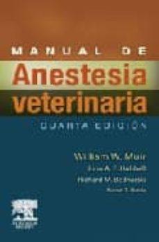 Followusmedia.es Manual De Anestesia Veterinaria (4ª Ed.) Image